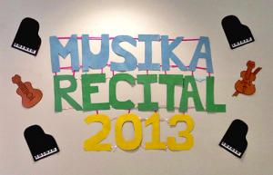 music recitals