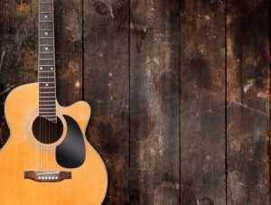 blue grass guitar
