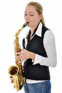 A saxophone teacher can also recommend the best age and instrument type for a beginning sax student.