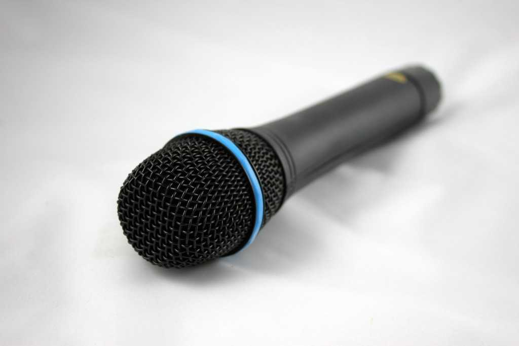 microphone, singing