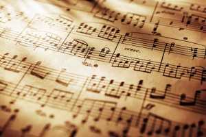 Sheet music Musika Lessons