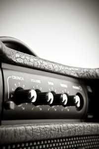 guitar amp audio