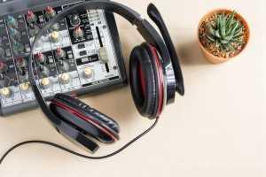 audio engineering home equipment