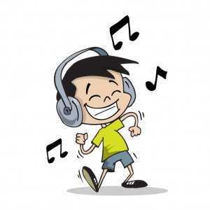 graphic love music