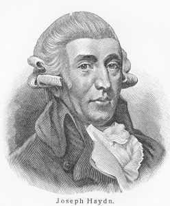 Joseph Haydn composer