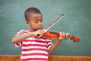 suzuki violin boy