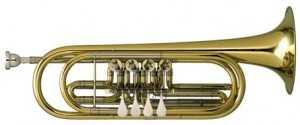 C Bass Trumpet