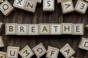 word breathe
