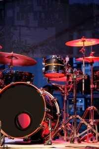 rock drum set
