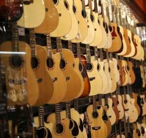 choosing your first guitar