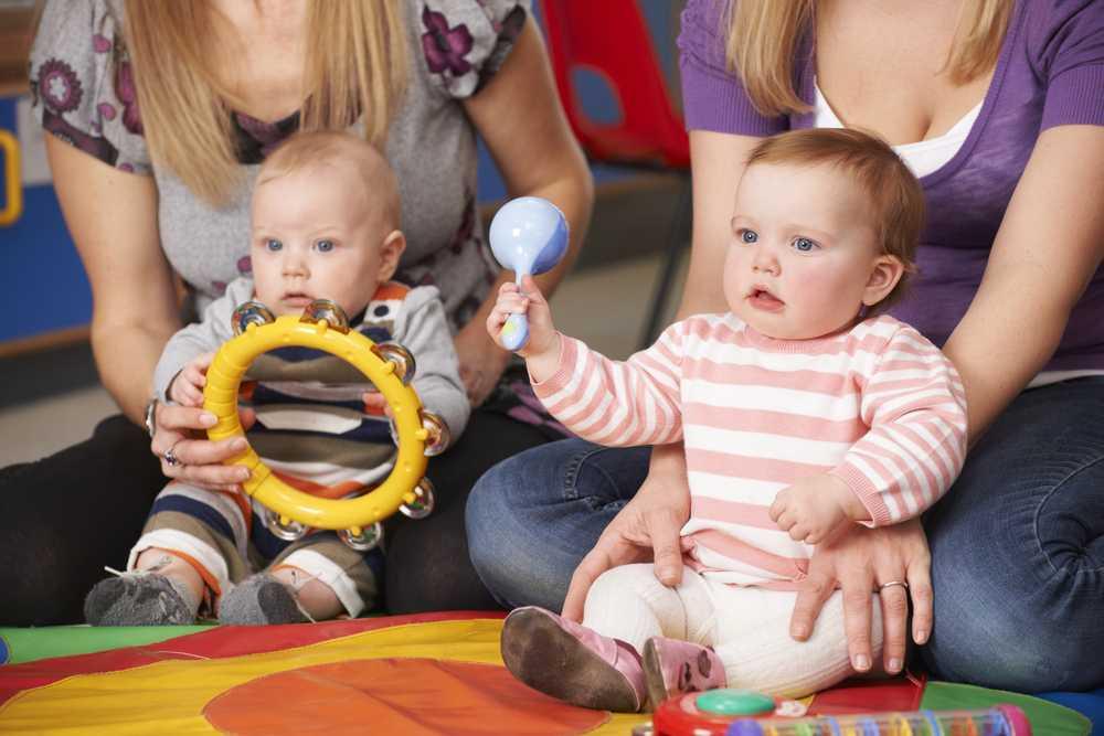 infant music lesson