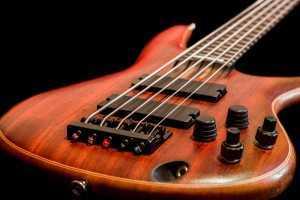jazz bass technique
