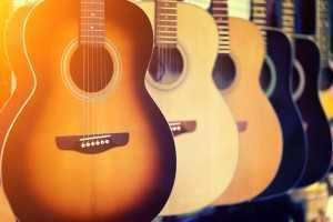 guitars aesthetic