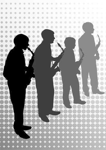 saxophonists 12 keys