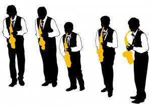 art saxophone concert