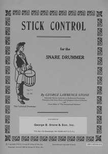 cover of stick control
