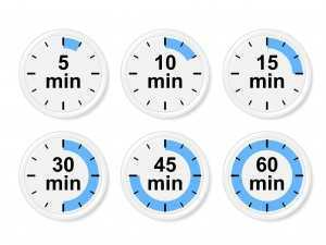practice timers