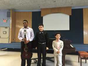 musika recital 2016
