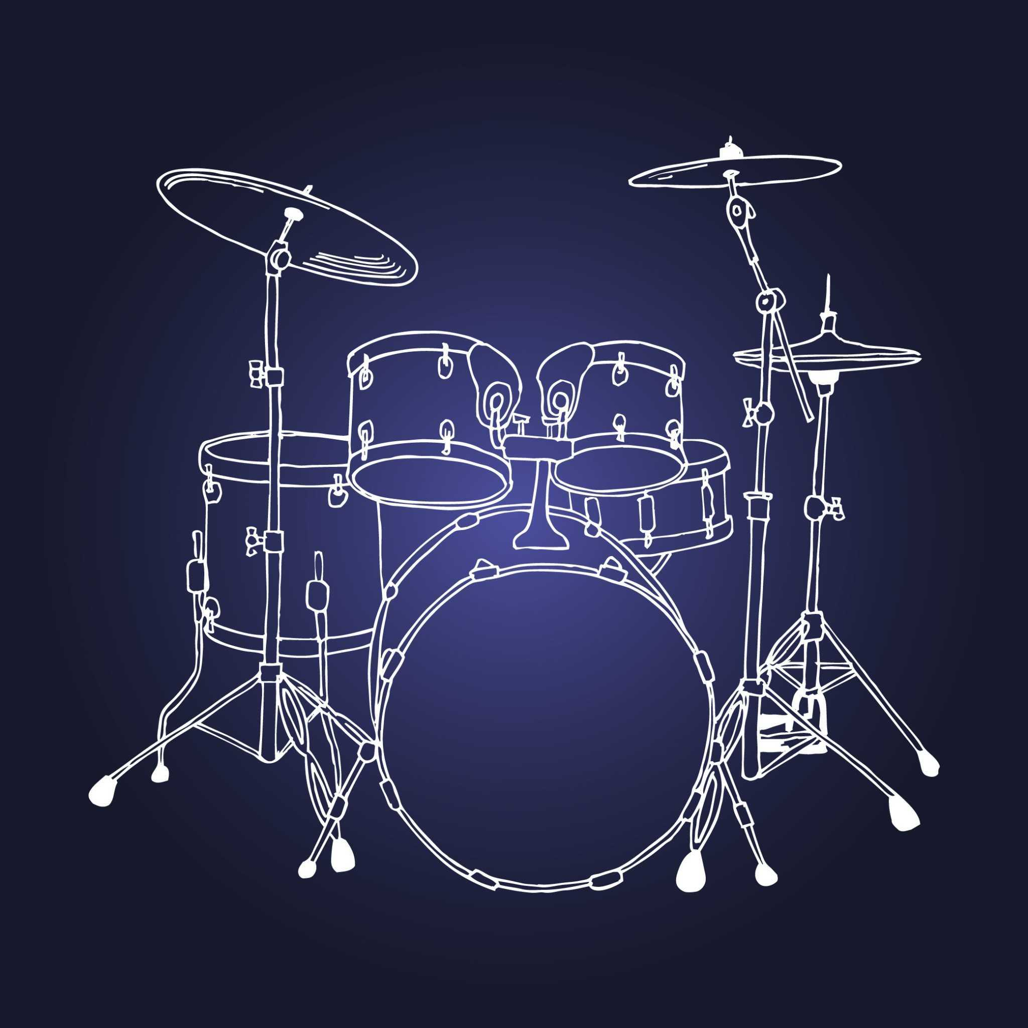 Principals of Basic Drum Beats for Rock, Part 1