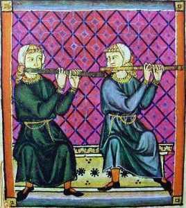 medieval flutes
