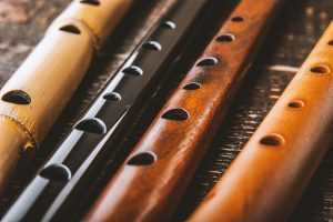 history of the flute wooden flutes