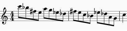 jazz scales exercise dimished