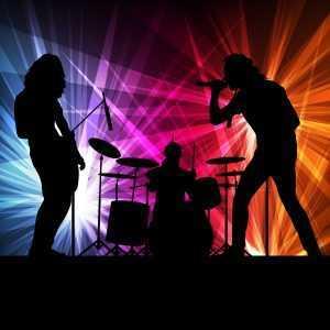 managing a rock band