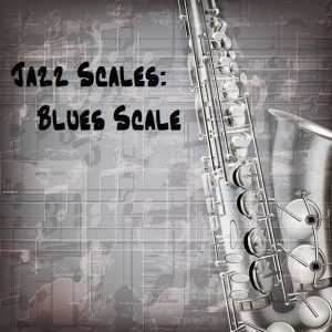 blues jazz saxophone