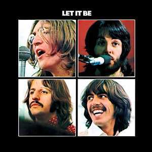 Let It Be Album Cover