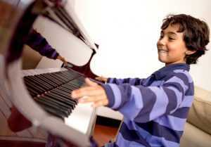 creativity in piano lessons