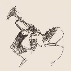 jazz trumpet blues