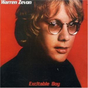 album cover excitable boy zevon