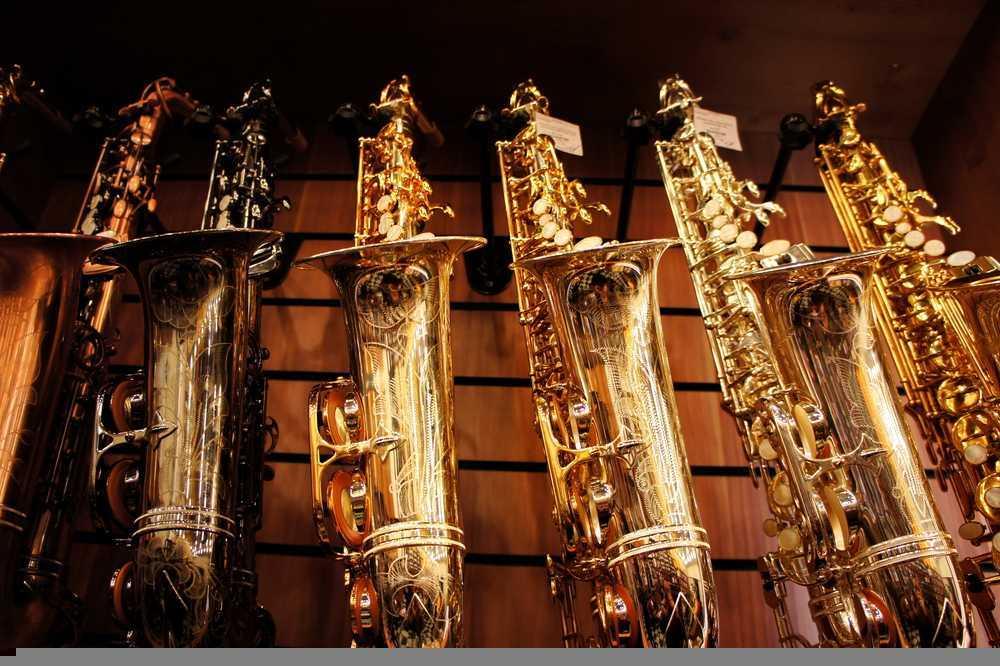 Types of Saxophones