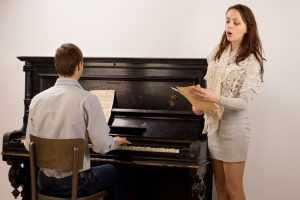 classical voice training