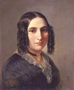 Fanny Mendelssohn Hensel , via Wikimedia Commons