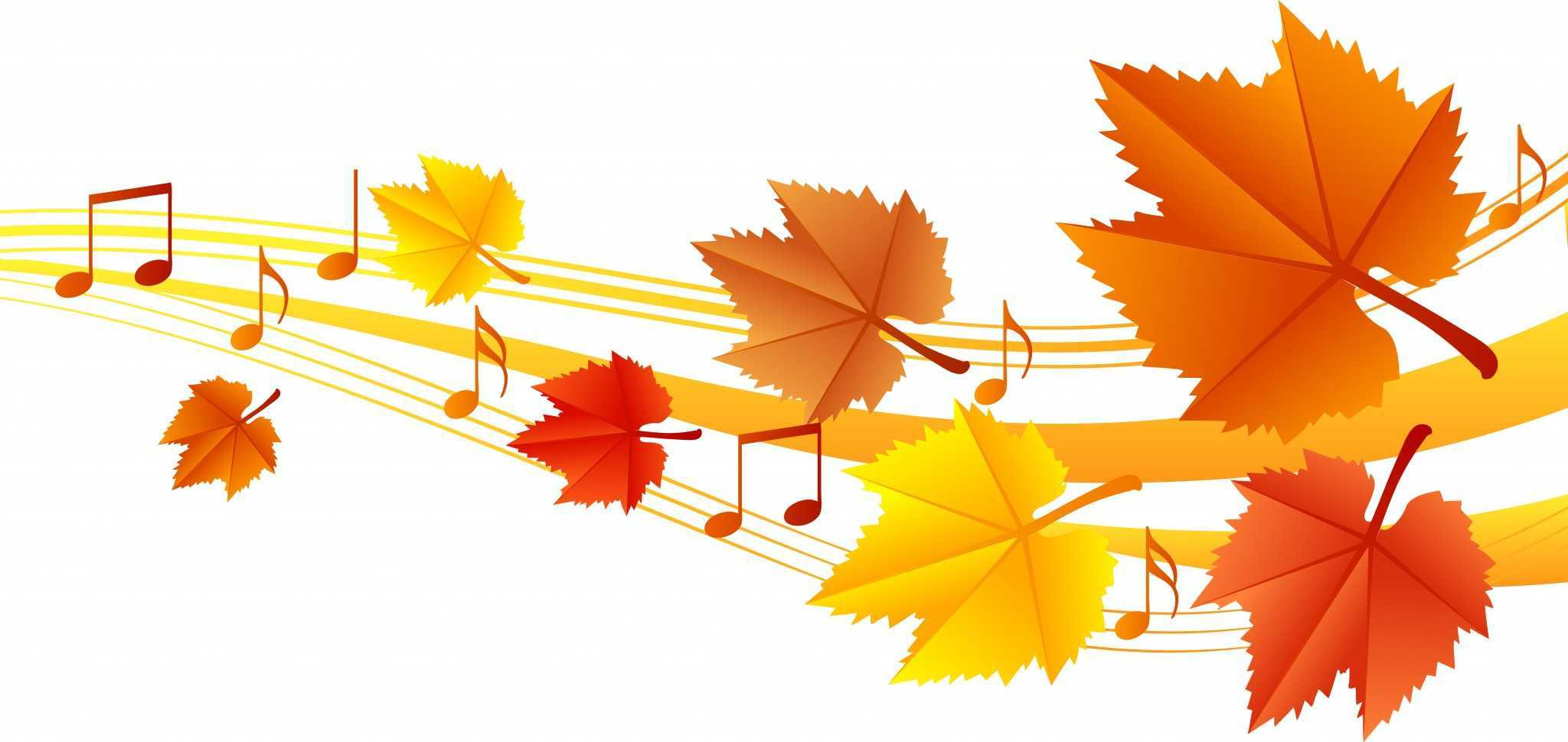 soloing over autumn leaves