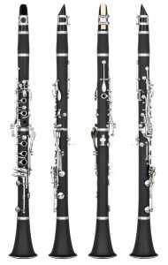 types of clarinets angles reeds