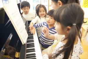 children group piano lessons