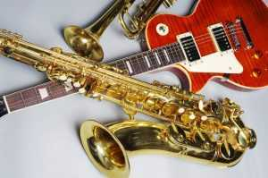 role of saxophone in pop