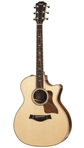 guitar brands taylor acoustic