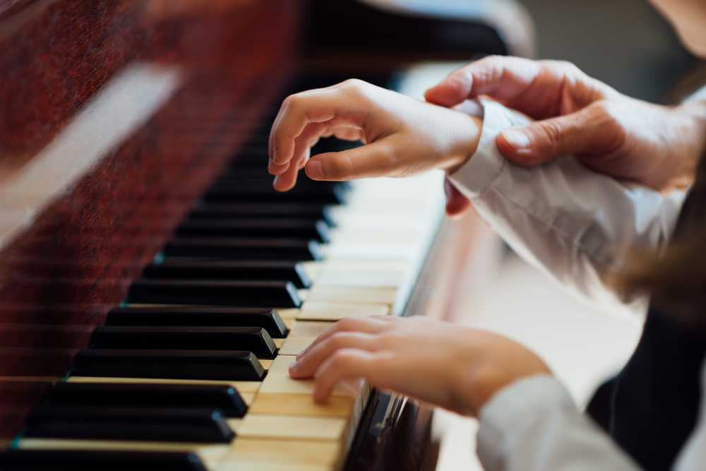 learning piano  TakeLessons Live