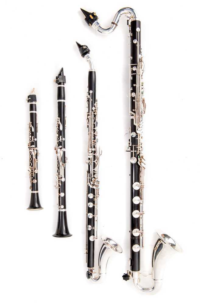 E Flat Clarinet Player Types of Clarin...