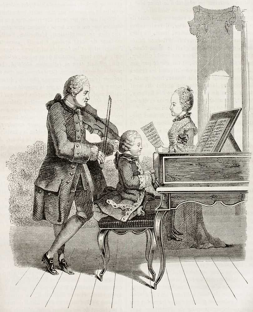 Classical Music Siblings: Famous Brothers and Sisters