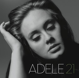 album cover art Adele 21
