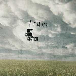 cover art Hey Soul Sister single