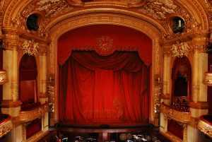 royal sweedish opera house
