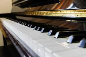piano view