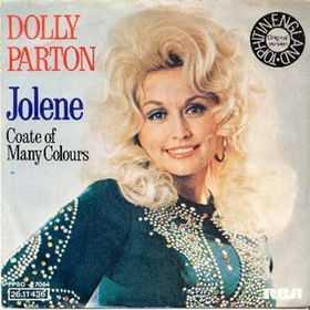 Jolene Single Dolly Parton cover