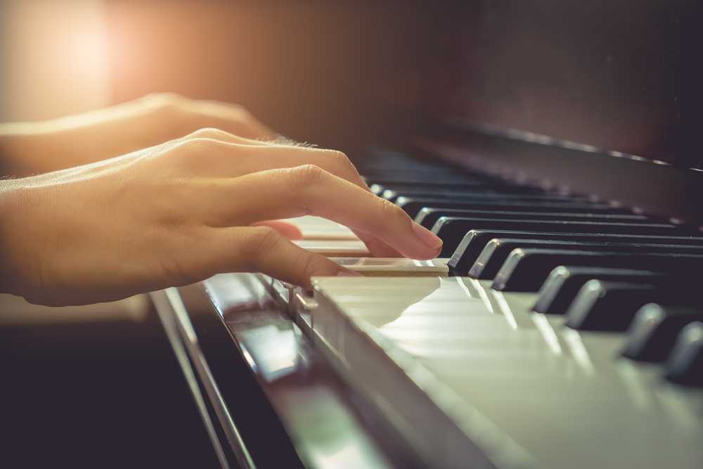 Piano Fingering Exercises: Scales, Chords, and More