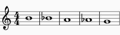 long tones flute warm ups